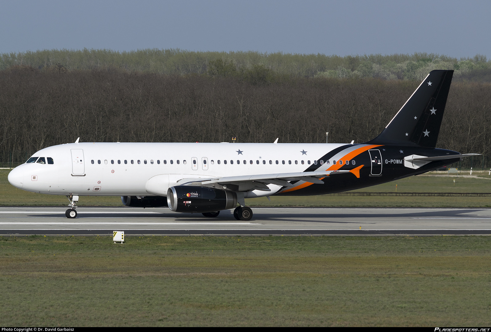 G Powm Titan Airways Airbus A320 232 Photo By Dr David Garbaisz Id 693697 Planespotters Net Looking for online definition of powm or what powm stands for? g powm titan airways airbus a320 232