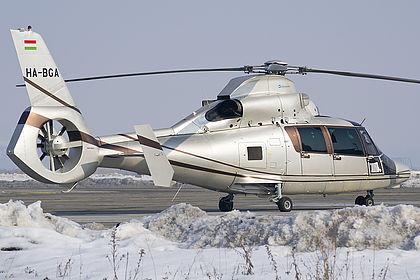 HA-BGA 6786 Private Eurocopter AS 365 N3 Dauphin Târgu Mureş International (TGM / LRTM)