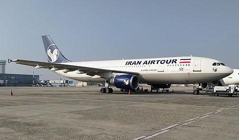 collection vilain N° 1179 IRAN AIR TOUR AIRLINE  AIRBUS A 300-B4  EP-MDB