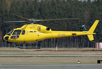 OO-HCZ 9611 Heli and Co Eurocopter AS 355 N Ecureuil 2 Nuremberg (NUE / EDDN)