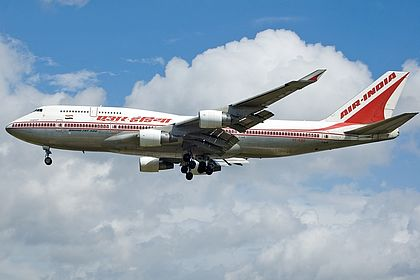 VT-ESO 27165 Air India Boeing 747-437 London Heathrow (LHR / EGLL)