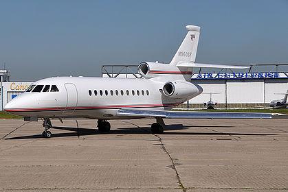 N960SF Private Dassault Falcon 900 Paris Le Bourget (LBG / LFPB)