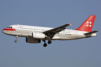 Vh Vcj Skytraders Airbus A319 132