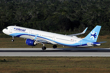 Interjet Airbus A321neo | Latest Photos | Planespotters.net