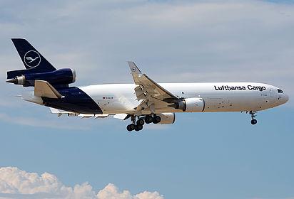 D-ALCD 48784 Lufthansa Cargo McDonnell Douglas MD-11F Frankfurt Rhein-Main (FRA / EDDF)