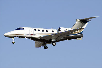 N316FL Private Embraer EMB-505 Phenom 300 San Jose Norman Y. Mineta International (SJC / KSJC)