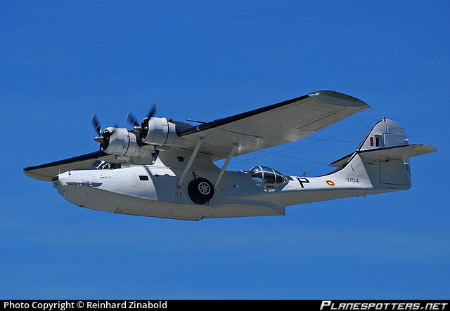C-FPQL Canadian Warplane Heritage Museum Consolidated