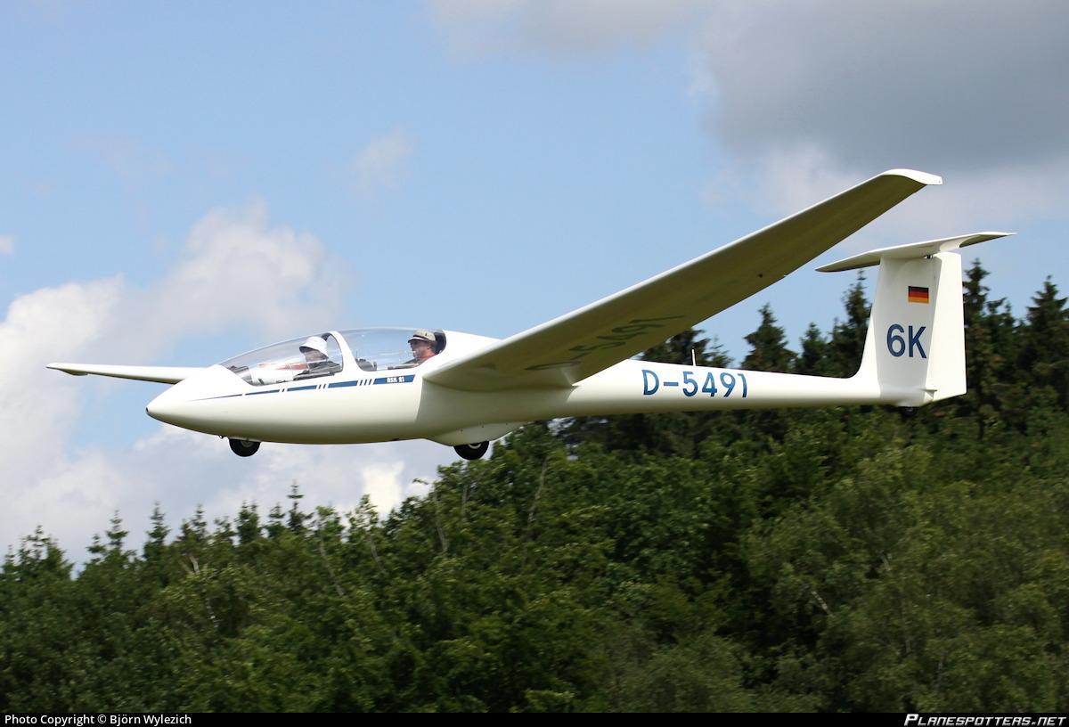 D-5491 Private Schleicher ASK-21