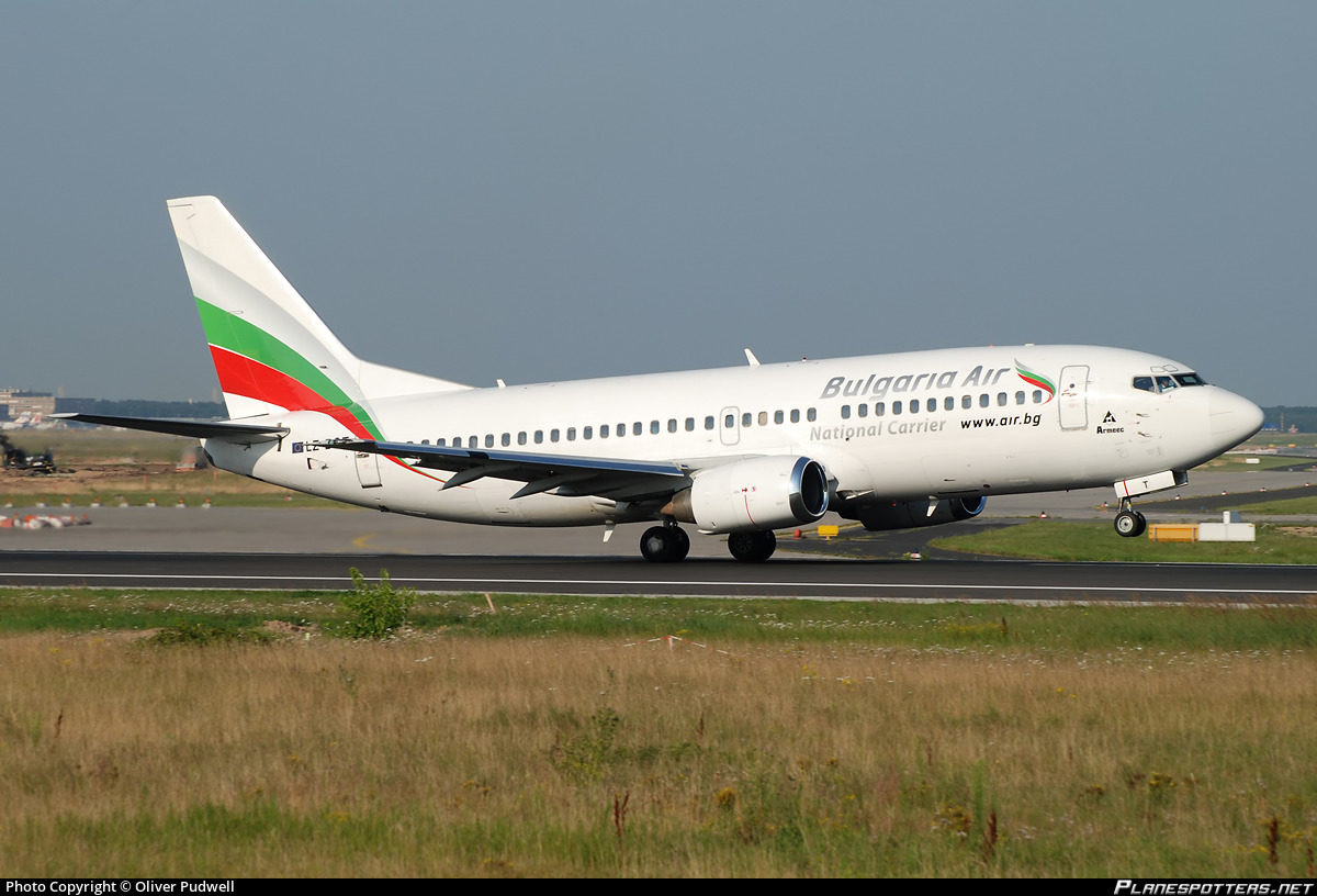 Boeing 737-800 | Bulgaria Air Livery - Aircraft Skins - Liveries - X