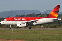 pr onh avianca brasil airbus a318 122