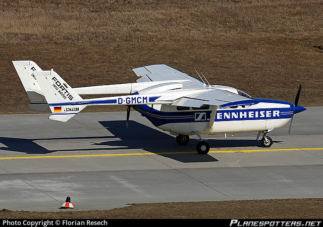 D-GMCM Private Reims-Cessna F337F Super Skymaster Photo by