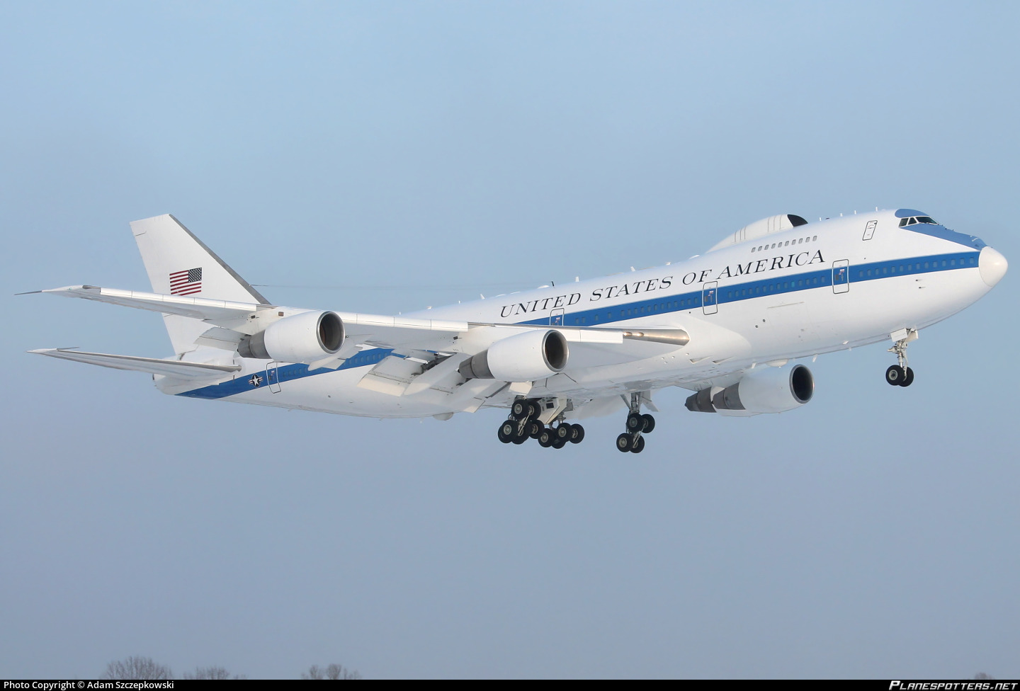 74 0787 usaf united states air force boeing e 4b photo by adam