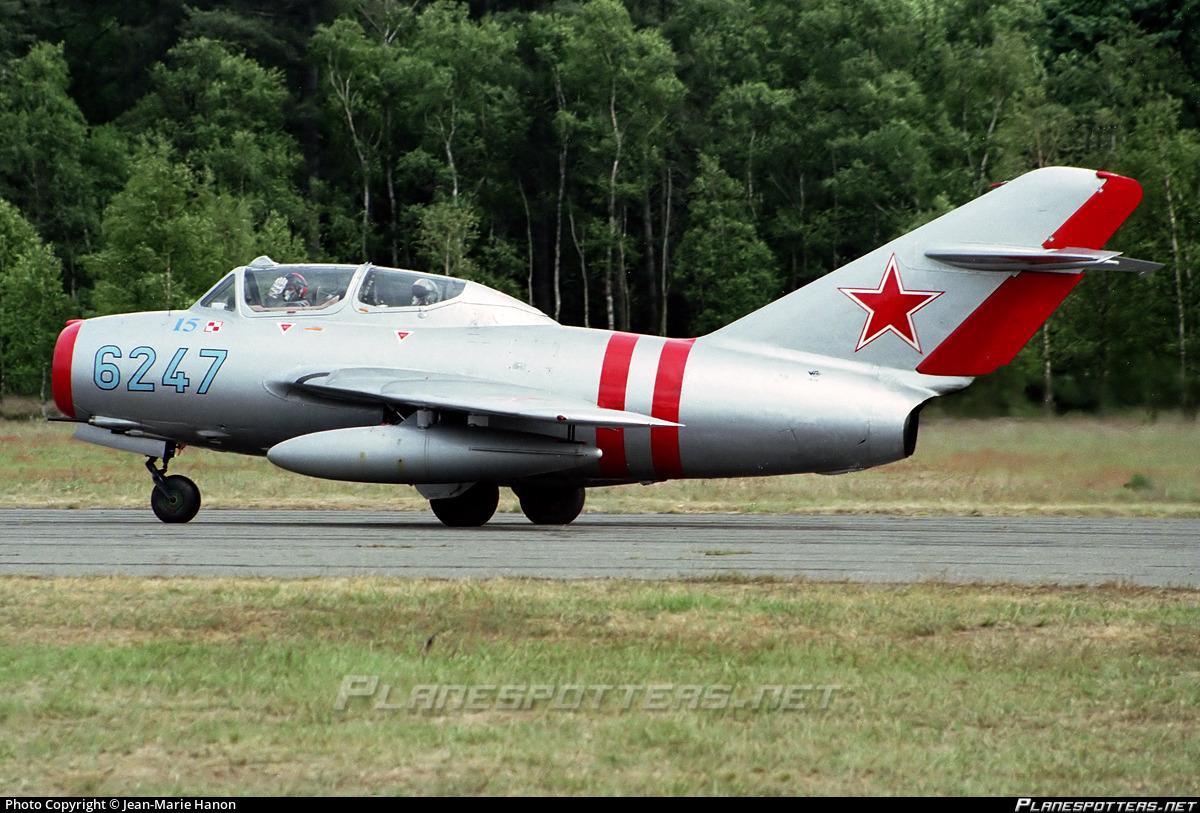 G-OMIG Private PZL-Mielec SBLim -2A (Mig-15 UTI) Photo by