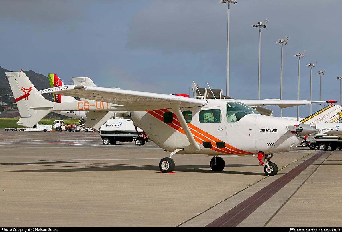 CS-DIT Private Reims-Cessna FTB337G Super Skymaster Photo by Nelson