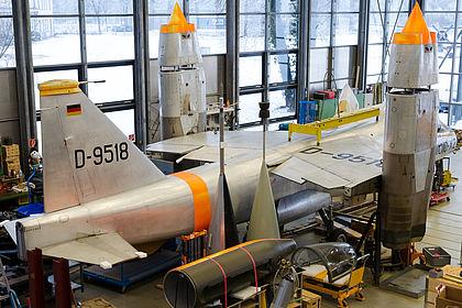 D-9518 German Air Force Dornier VJ 101-X2