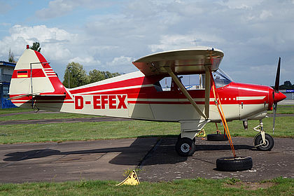Piper PA-22 Tri-Pacer | Latest Photos | Planespotters net