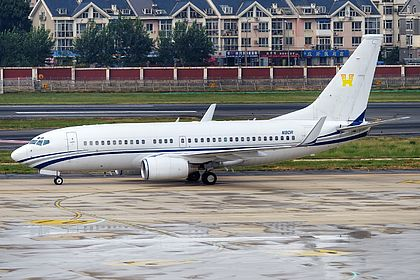 Swiflite Aircraft Corporation Boeing 737-700 | Latest Photos