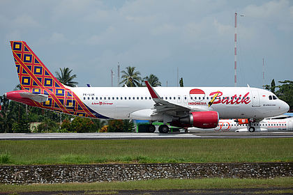 Batik air latest photos planespotters pk luk batik air airbus a320 214wl stopboris Image collections