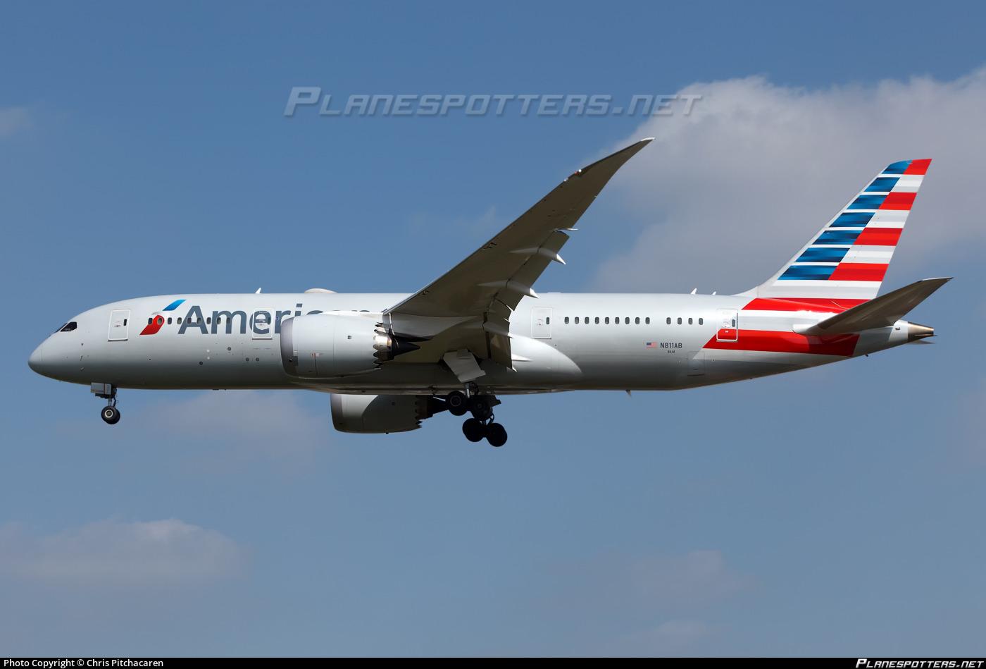 Resultado de imagen para american airlines 787-8
