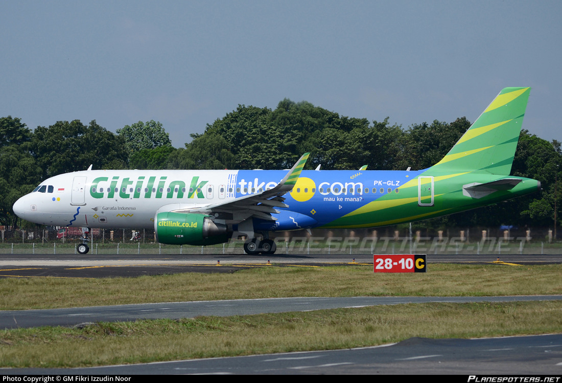 Pk glz citilink airbus a320 214wl photo by gm fikri izzudin noor pk glz citilink airbus a320 214wl reheart Image collections