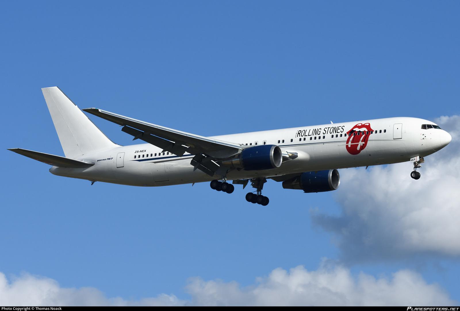 ZS-NEX Aeronexus Corporation Boeing 767-35D(ER) photographed at Berlin Schönefeld (SXF / EDDB) by Thomas Noack