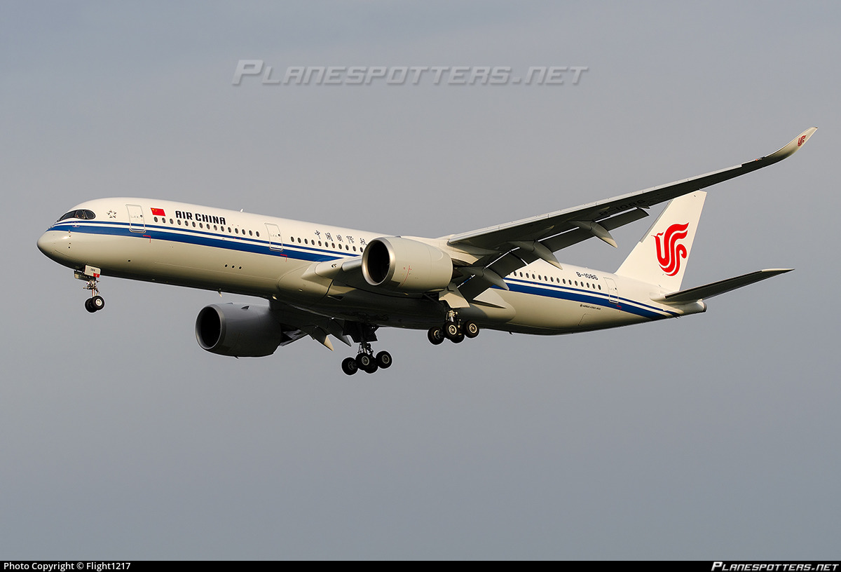 B-1086 Air China Airbus A350-941