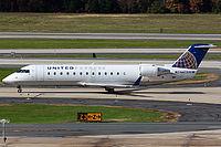 N408AW Air Wisconsin Bombardier CRJ-200LR (CL-600-2B19)