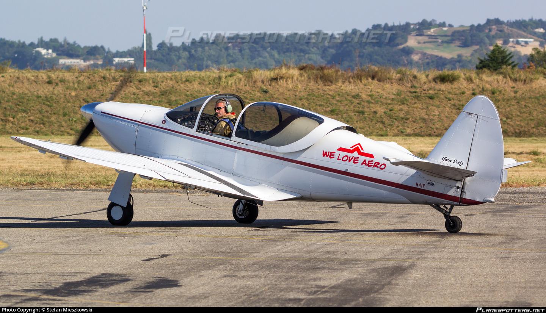 N41P Private Globe GC-1B Swift Photo by Stefan Mieszkowski | ID