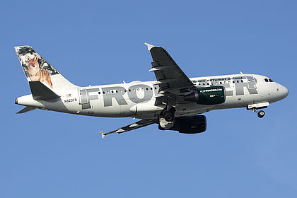 Frontier Airlines Latest Photos Planespotters Net