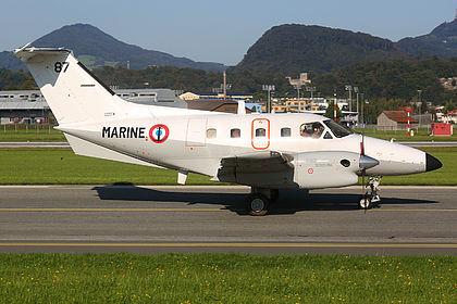 101 Armée de l'Air (French Air Force) Embraer EMB 121 Xingu