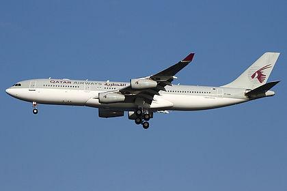 A7 HHK Qatar Amiri Flight Airbus A340 211