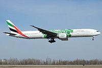 A6-ENB Emirates Boeing 777-31H(ER)
