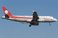 2-SMTD China Aircraft Leasing Company (CALC) Airbus A320-233