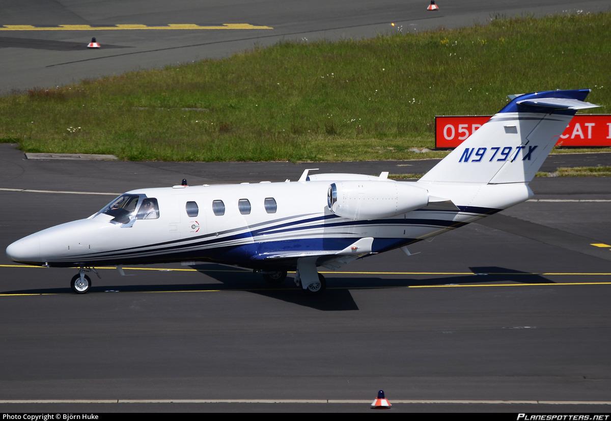 N797TX Textron Aviation Cessna 525 Citation M2 Photo by Björn Huke