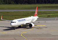 Pic of turkish airlines fleet details and history