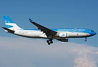 Aerolineas Argentinas Fleet Details and History