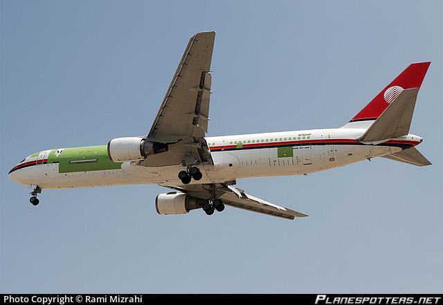 N392UP Cargo Aircraft Management (CAM) Boeing 767-304(ER