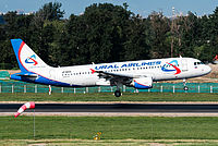 Ural Airlines Fleet Details and History